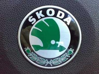 ŠKODA Navigation CD DX Nexus Europa 2013-2014 - GPS ŽEMĖLAPIAI AUTO / Škoda