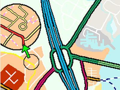 Tomtom grafikos rinkiniai: landscapes - GPS ŽEMĖLAPIŲ GRAFIKA / Tomtom navigacijos grafika