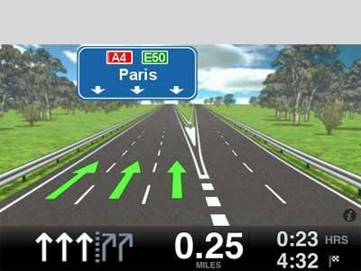 Balsinė, grafinė 2D ir 3D navigacija - KAIP KAS VEIKIA / Navigacinės savybės