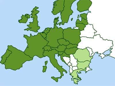 VDO Dayton CD Europa 2015 - GPS ŽEMĖLAPIAI AUTO / VDO Dayton CD DVD