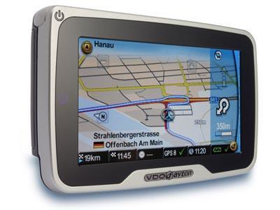 VDO Dayton iGO Primo Europa TRUCK - GPS ŽEMĖLAPIAI PND / VDO Dayton