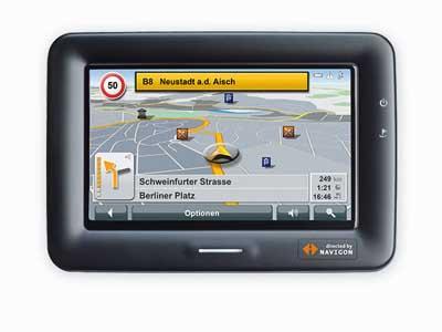 Navigon 8x 7x 4x 3x 2x - GPS ŽEMĖLAPIAI PND / Navigon