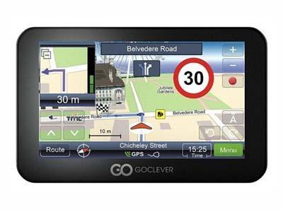 GoClever Navio - GPS ŽEMĖLAPIAI PND / GoClever