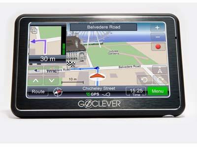 GoClever GC - GPS ŽEMĖLAPIAI PND / GoClever