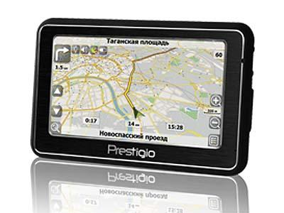 Prestigio GeoVision 2020 - GPS ŽEMĖLAPIAI PND / Prestigio