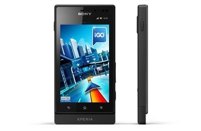 Sony | Sony Ericsson Android GPS navigacija | iGO Navigation & Maps - NAVIGACIJOS PROGRAMOS / Išmaniesiems telefonams iGO
