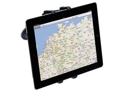 Planšetės laikiklis HR MTG2 - LAIKIKLIAI / Automobiliniai priekiniai