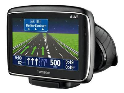 Tomtom GO-40 WORK IQ Routes™ Europa 2016 - GPS NAVIGATORIAI /