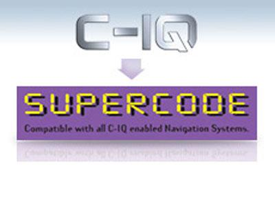 VDO Dayton Supercode C-IQ DVD Europa 2015 - GPS ŽEMĖLAPIAI AUTO / VDO Dayton CD DVD