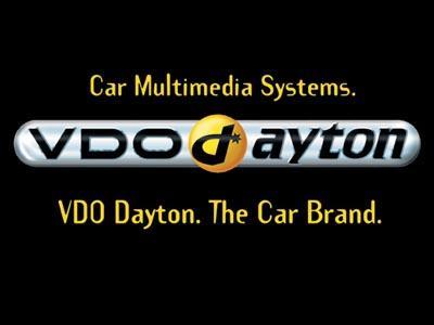 VDO Dayton DVD Europa 2018 - GPS ŽEMĖLAPIAI AUTO / VDO Dayton CD DVD