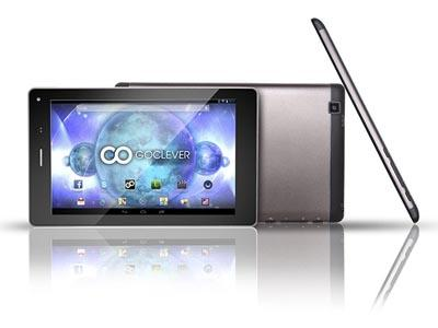 GoClever Tablet - GPS ŽEMĖLAPIAI PND / GoClever
