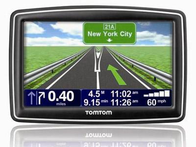 Tomtom XXL-8 WORK Traffic IQ Routes™ Europa 2016 - GPS NAVIGATORIAI /