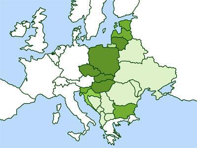 Rytų Europa IQ Routes™ Tomtom 2017 - GPS ŽEMĖLAPIAI PND / Tomtom