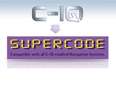 VDO Dayton Supercode C-IQ CD Europa 2012-2014 - GPS ŽEMĖLAPIAI AUTO / VDO Dayton CD DVD