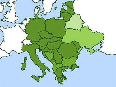 iGO Centrinė ir Rytų Europa Tomtom 2018 | Central & Eastern Europe navigation Map iGO - GPS ŽEMĖLAPIAI PND / iGO