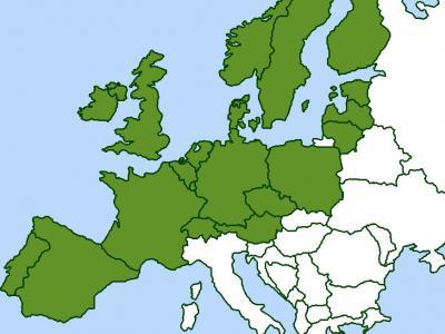 iGO Vakarų ir Šiaurės Europa Tomtom 2017 | Westernt & Central Europe maps Navigation iGO - GPS ŽEMĖLAPIAI PND / iGO